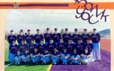 Danville Varsity and JV baseball teams